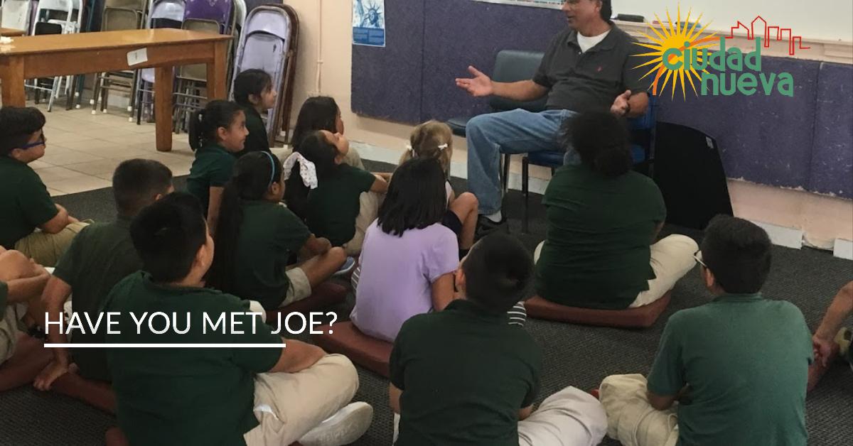 Have you met Joe?