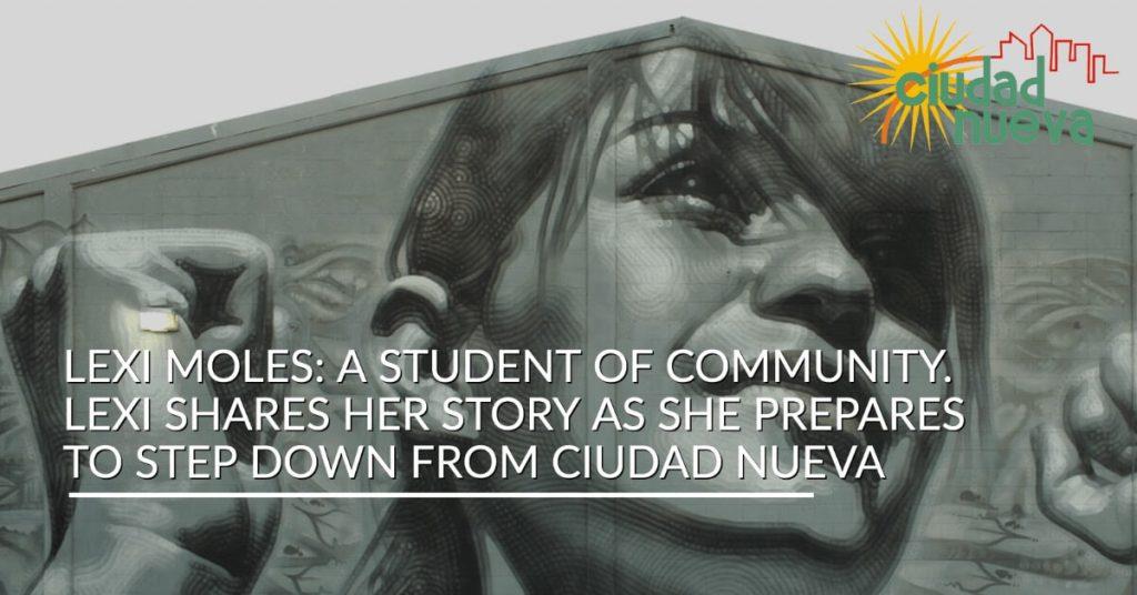 Lexi Moles_ A Student of Community